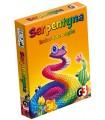 Serpentyna. Kolorowe węże.
